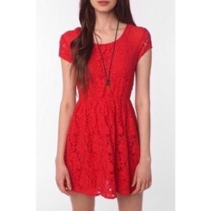 Urban Outfitters | Coincidence & Chance Lace Dress